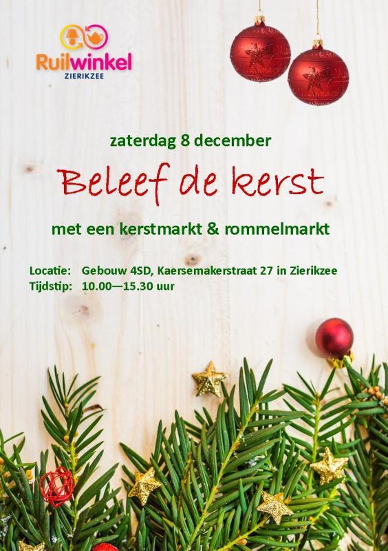 Kerstmarkt Rommelmarkt Ruilwinkel Blijf Op De Hoogte Smwo